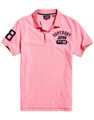Superdry M1110008A - Pink