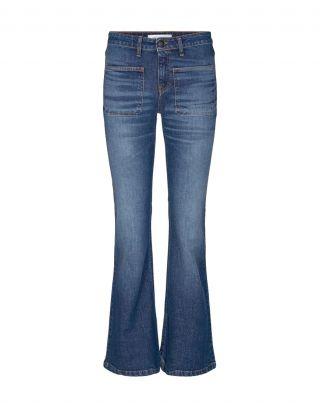 Co'couture 91238 - Denimblauw